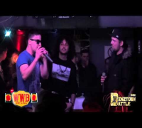 Chriddou vs Chinchiller - BenztownBattle / Rap Battle (WWB-Die Liga)