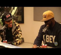 "Chris Brown Funkmaster Flex Freestyle Over Nicki Minaj's ""Only"""