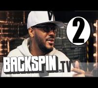 Chris Macari über Deutschrap, Bushido und Musikvideos (Interview Part 2/2) | BACKSPIN TV