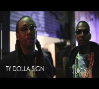 #CIVILTV: TY DOLLA $IGN FEAT. JUICY J -- 'RATCHET IN MY BENZ' (BTS)