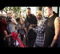 #CIVILTV: Tyga Opens  'LAST KINGS' Flagship Store In LA Store