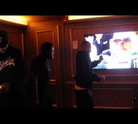(Classic Footage) Bow Wow and friends Acting a fool at Jay Z's 40/40 Club