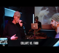COLLAPZ VS FABO - 1ON1 Freestyle-Battle Halbfinale-Nord 2014