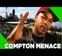 Compton Menace Talks New Records With Chris Brown, Upcoming Mixtape
