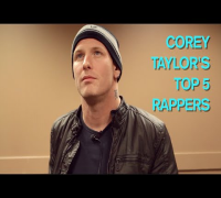 Corey Taylor from Slipknot lists his Top 5 Rappers