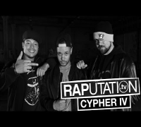 Cossu, Mighty P.,Tyron Blackshit - RAPutation Cypher Nr. IV