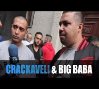 CRACKAVELI & BIG BABA INTERVIEW: 1.MAI BERLIN KREUZBERG, ALBUM, LIVE, KOLLEGAH, KOOL SAVAS