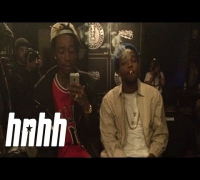 Curren$y Brings Out Wiz Khalifa [Santa Ana]
