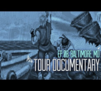 Curren$y - Pilot Talk 3 Tour Documentary - Baltimore (Episode 08)
