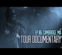 Curren$y - Pilot Talk 3 Tour Documentary - Cambridge (Episode 06)