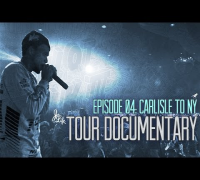 Curren$y - Pilot Talk 3 Tour Documentary - Carlisle To New York (Episode 04)