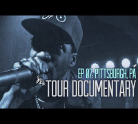 Curren$y - Pilot Talk 3 Tour Documentary - Pittsburgh (Episode 07)