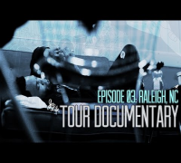 Curren$y - Pilot Talk 3 Tour Documentary - Raleigh (Episode 03)