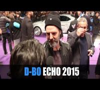 D-BO beim ECHO 2015 in Berlin: Erwartungen, Deutschrap, Kollegah, Majoe, Kool Savas, Cro, Farid Bang