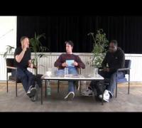 Dako und Staiger über Kapitalismus, politischen Rap und Kindesmisshandlung 1/3