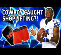 Dallas Cowboys' Joseph Randle Arrested for Shoplifting!