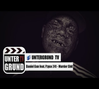 Daniel Gun feat. Pzyco 241 - Murder Shit (OFFICIAL HD VIDEOPREMIERE)