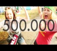Danke für 500.000 Abonnenten (16BARS.TV)
