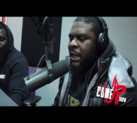 Dark Lo & Lik Moss - DJ Cosmic Kev Come Up Show: O.B.H. Freestyle (2014 Official Video) @WeRunThe