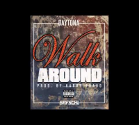 Daytona - Walk Around (Prod. By Harry Fraud) [Official Instrumental]
