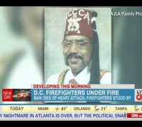 DC Firefighters Refuse To Help Dying Man Across The StreetBecause They Didn't Call 911 First!