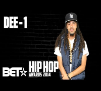 Dee 1 Previews His Cypher Appearance At The 2014 BET Hip-Hop Awards