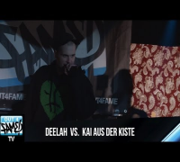 DEELAH VS KAI AUS DER KISTE - 1ON1 Freestyle-Battle (Wuppertal)