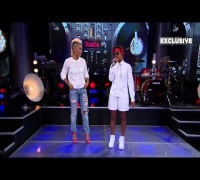 Dej Loaf appearance on Revolt Live-RevoltTV