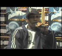 Del The Funky Homosapien  - 1993 Interview Promo Tour at Bohemia Afterdark Studios