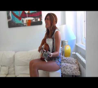 Demi Lovato Skyscraper - Mia Rose Acoustic LIVE Cover