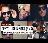 Denyo feat. Bartek, Megaloh, ASD & Jan Delay - Kein Bock // Allstar-Remix (16BARS.TV PREMIERE)