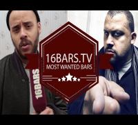 Denyo vs. Advanced Chemistry: Most Wanted Bars #9 (16BARS.TV)