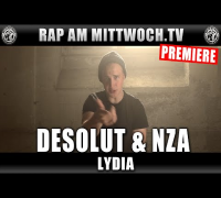 DESOLUT & NZA - LYDIA (RAP AM MITTWOCH TV PREMIERE)