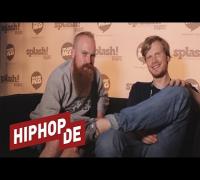 """Dexter über das Rapperdasein und """"Palmen & Freunde"""" (Interview) - Toxik trifft (Splash! 17)"""