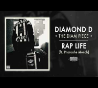 Diamond D - Rap Life ft. Pharoahe Monch (Audio)