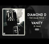 Diamond D - Vanity ft. Nottz (Audio)
