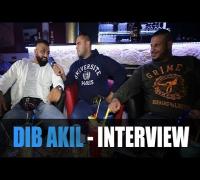 DIB AKIL INTERVIEW: HAMAD45, MMA, MANUEL CHARR, KAY ONE, BUSHIDO, SADIQ, ALBERTO, KLITSCHKO, AZAITAR