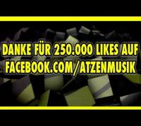 DIE ATZEN & CPTN BAMBI - GELBER SMILEY (Official HD Video)