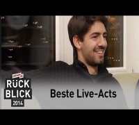 Die besten Live-Acts 2014