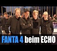 DIE FANTA 4 auf dem ECHO 2014 über STRASSEN-RAP - TV STRASSENSOUND