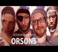 """DIE ORSONS über """"What's goes"""", Universal und das #Ozert (rap.de-TV)"""
