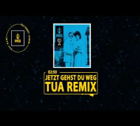Die Rakede - Jetzt gehst du weg (Tua Remix) (Official Version)