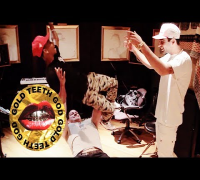 DJ Big Deal Gets Fangs & Cuban Links - GOLD TEETH GOD Ep. 3