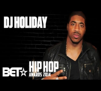 DJ Holiday Announces New Single With Meek Mill, T.I. & Future At The 2014 BET Hip-Hop Awards