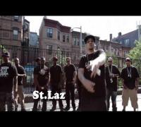 Dj Kay Slay Feat. A-Mafia, Shoota, St. Laz, Hardluck, Cef Allah & Lucky Don - Bang