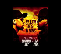 "DJ Paul KOM x Drumma Boy ""Jus Becuz"" from Clash of Da Titans"