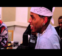 DJ Self W Kid Ink On Power 105