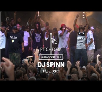 DJ Spinn - Full Set - Pitchfork Music Festival 2014