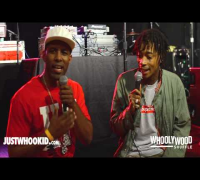 DJ Whoo Kid vs Wiz Khalifa at Webster Hall