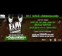 DLTLLY //   'EOW Challenge' KÖLN // Trailer // 30.05